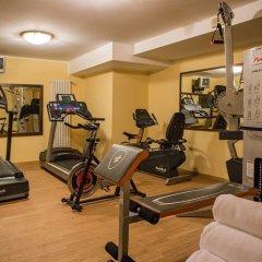 Santa Barbara Hotel Сан-Донато-Миланезе фитнесс-зал фото 3