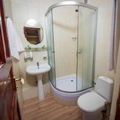 Гостиница Шымбулак ванная фото 3