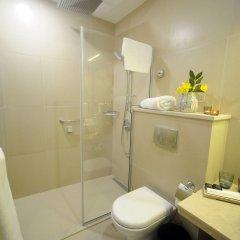 Отель Badagoni Boutique Hotel Rustaveli Грузия, Тбилиси - отзывы, цены и фото номеров - забронировать отель Badagoni Boutique Hotel Rustaveli онлайн ванная