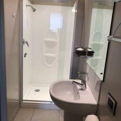 Отель Lake Brunner Accommodation and Golf Course ванная