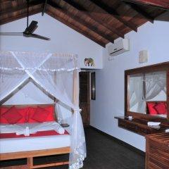 Отель Vesma Villas Шри-Ланка, Хиккадува - отзывы, цены и фото номеров - забронировать отель Vesma Villas онлайн комната для гостей фото 3