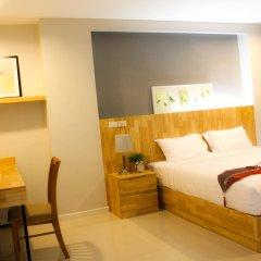 Interpark Hotel & Residence, Eastern Seaboard Rayong комната для гостей