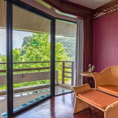 Отель Maritime Park And Spa Resort Нуа-Клонг балкон