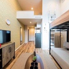 Отель Trip Pod Takasago A Фукуока комната для гостей фото 2