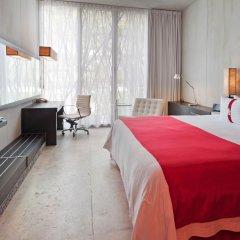 Отель Holiday Inn Tuxpan балкон