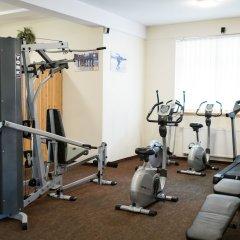 Отель Bellamonte Aparthotel фитнесс-зал
