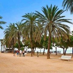 Отель Ibis Cornella пляж