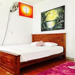 Отель Araliya Villa Fort комната для гостей фото 5