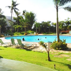 Отель Verona Resort & Spa Тамунинг бассейн