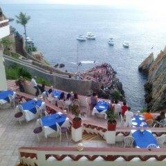 Отель Mirador Acapulco пляж