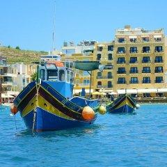 Отель Saint Patrick's Hotel Мальта, Мунксар - отзывы, цены и фото номеров - забронировать отель Saint Patrick's Hotel онлайн приотельная территория