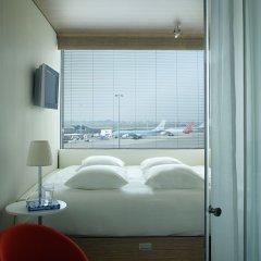 Отель citizenM Schiphol Airport Нидерланды, Схипхол - 4 отзыва об отеле, цены и фото номеров - забронировать отель citizenM Schiphol Airport онлайн комната для гостей