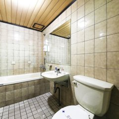 Hotel Star Seollung ванная