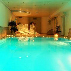 Hotel Etschquelle Горнолыжный курорт Ортлер бассейн