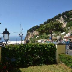 Отель Villa Maria Амальфи пляж