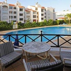 Отель Aparthotel Paladim Португалия, Албуфейра - отзывы, цены и фото номеров - забронировать отель Aparthotel Paladim онлайн балкон