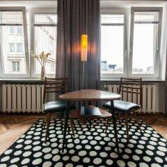Отель MdM Studio Польша, Варшава - отзывы, цены и фото номеров - забронировать отель MdM Studio онлайн комната для гостей фото 3