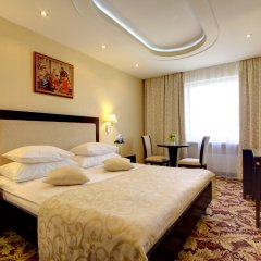 Гостиница Измайлово Альфа Москва комната для гостей фото 6