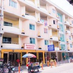 Апартаменты Mosaik Apartment Паттайя городской автобус