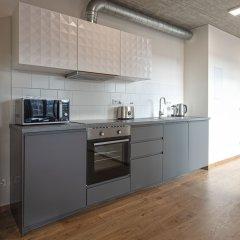 Отель 7 Ruzyně Apartments Чехия, Прага - отзывы, цены и фото номеров - забронировать отель 7 Ruzyně Apartments онлайн в номере фото 3