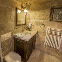 Divan Cave House Турция, Гёреме - 2 отзыва об отеле, цены и фото номеров - забронировать отель Divan Cave House онлайн ванная