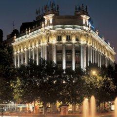 Отель NH Nacional Испания, Мадрид - 2 отзыва об отеле, цены и фото номеров - забронировать отель NH Nacional онлайн вид на фасад фото 3