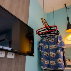Отель The Journey Patong удобства в номере