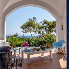 Отель Santorini Mystique Garden Греция, Остров Санторини - отзывы, цены и фото номеров - забронировать отель Santorini Mystique Garden онлайн балкон