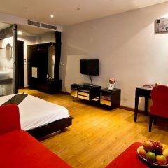 Отель Glitz Бангкок фото 10
