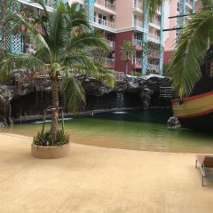 Отель Grande Caribbean Pattaya With Waterpark Free Wifi Паттайя фото 2
