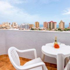 Отель Aparthotel Veramar Испания, Фуэнхирола - 2 отзыва об отеле, цены и фото номеров - забронировать отель Aparthotel Veramar онлайн балкон