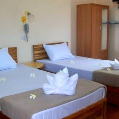 Отель Rimbueng Resort Pranburi сейф в номере