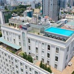 Апартаменты Saigon Pavillon Serviced Apartment Хошимин фото 2