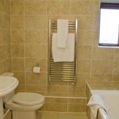 Albright Hussey Manor Hotel ванная