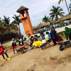 Hotel Playa Mazatlan развлечения