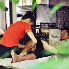 Отель Villa Oasis Luang Prabang бассейн фото 2