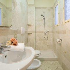 Отель Curtatone Apartment Италия, Флоренция - отзывы, цены и фото номеров - забронировать отель Curtatone Apartment онлайн ванная фото 2
