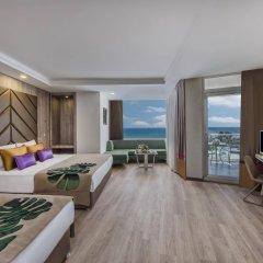 Отель Delphin BE Grand Resort балкон