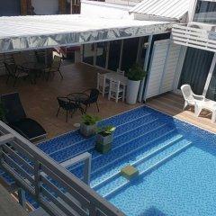 Отель Pool Villa @ Donmueang Бангкок балкон