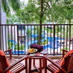 Отель Novotel Phuket Surin Beach Resort 4* Улучшенный номер с различными типами кроватей фото 4