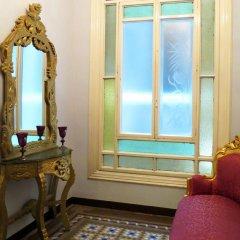 Отель Hostal Balmes Centro комната для гостей фото 4