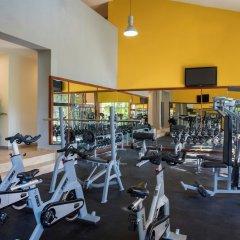 Отель Barcelo Huatulco Beach - Все включено фитнесс-зал фото 2