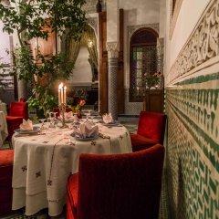 Отель Dar Al Andalous Марокко, Фес - отзывы, цены и фото номеров - забронировать отель Dar Al Andalous онлайн питание фото 3