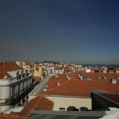 Отель My Bairro Alto Suites балкон