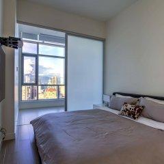 Отель Sky Residences Vancouver Канада, Ванкувер - отзывы, цены и фото номеров - забронировать отель Sky Residences Vancouver онлайн комната для гостей фото 2
