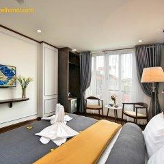Отель Mayflower Hotel Hanoi Вьетнам, Ханой - отзывы, цены и фото номеров - забронировать отель Mayflower Hotel Hanoi онлайн комната для гостей фото 5
