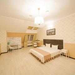 Отель Британика Краснодар комната для гостей фото 2