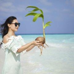 Отель Taj Coral Reef Resort & Spa Maldives Мальдивы, Северный атолл Мале - отзывы, цены и фото номеров - забронировать отель Taj Coral Reef Resort & Spa Maldives онлайн фитнесс-зал фото 4