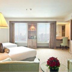 Baiyoke Sky Hotel 4* Стандартный номер с разными типами кроватей