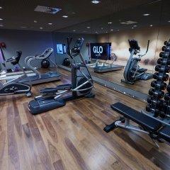 Glo Hotel Airport фитнесс-зал фото 3